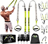 YWB Kit Sangle De Musculation Fitness Professionnelles Pour...