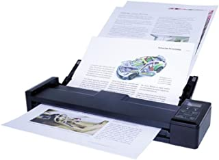 Iis IrisCan Book 2 Executive Scanner Mobile avec Connexion Bluetooth