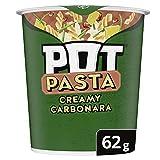 Pot Pasta Creamy Carbonara Standard 62 g, Pack of 8