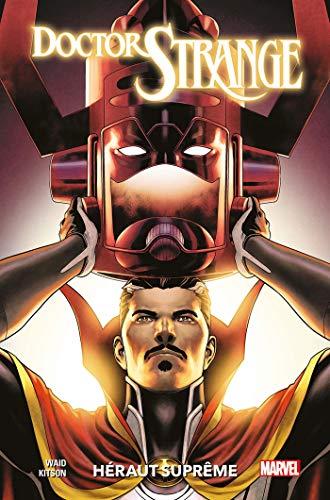 Doctor Strange T03: Héraut suprême
