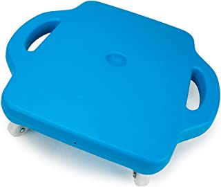 K-Roo Sports Large 16 Gym Class Scooter Board with Safety Handles