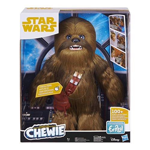 Ultimate Co-Pilot Chewie