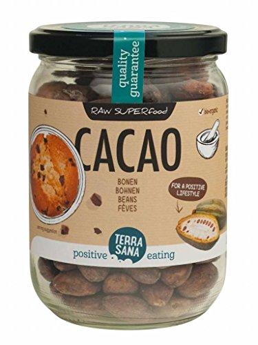 Kakaobohnen RAW (Glas)