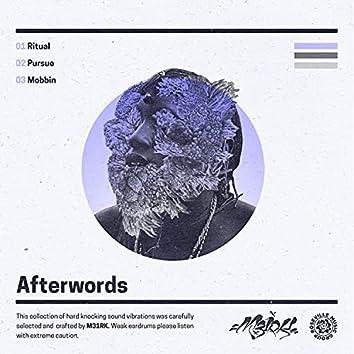 AfterWords