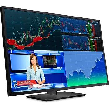 "HP LED-Backlit LCD Monitor 42.5"" Black Pearl (1AA85A8#ABA)"