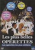 Belles Opérettes Les Plus Célèbres (DVD)