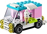 LEGO Ice Cream Truck Polybag Mini Build Set 40327, 48 Pieces