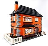 Bloques de construcción para casa, casa comercial, construcción modular, 588 bloques de construcción