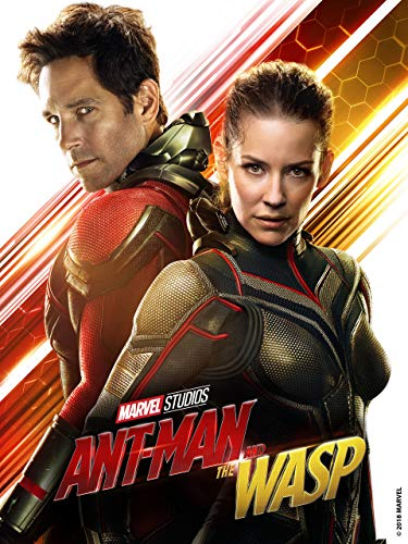 Ant-Man and the Wasp (4K UHD) [dt./OV]