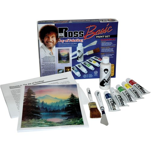 Bob Ross Basic Paint Set R6505