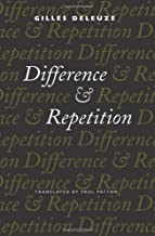 gilles deleuze difference and repetition