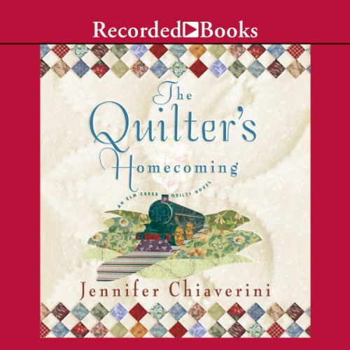 The Quilter's Homecoming cover art