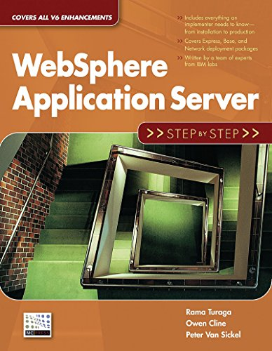 WebSphere Application Server: Step by Step (Step-by-Step series) (English Edition)