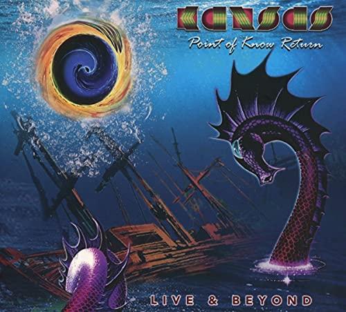 Point Of Know Return Live & Beyond (Ltd. 2CD Digipak)