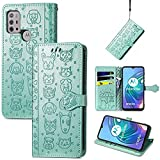JIUNINE Hülle für Motorola Moto G30 / G20 / G10,