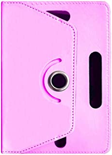 Book Case Cover G-TiDE Tablet 7 inch T-36 Pink