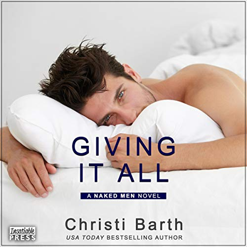 Giving It All audiobook cover art