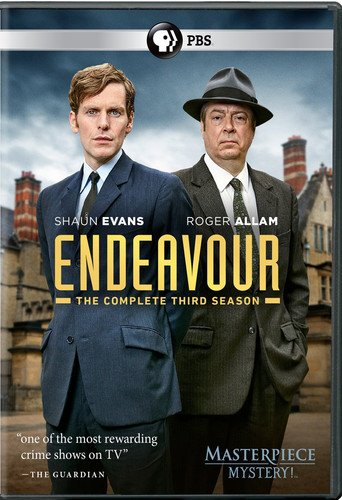 Masterpiece Mystery: Endeavour, Series 3