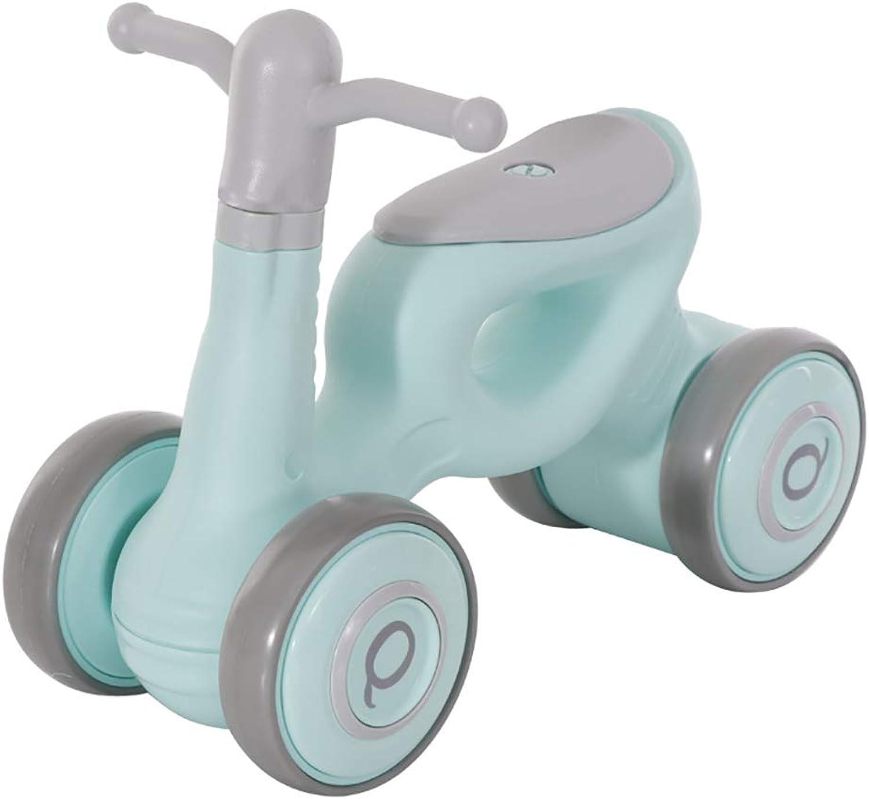 caliente TCBIKE Ultra Ligh Bicicletas de Equilibrio Equilibrio Equilibrio del bebé, 4 no Ruedas Pedal Niño Infantil Mini Glide Moto Bicicleta Los Niños Walker Juegos de Juguetes Durante 18 Meses-E  nuevo listado