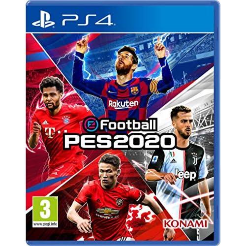 eFootball PES 2020 - Playstation 4