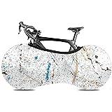 Xiaoyinghua Cubierta de Rueda de Bicicleta, Bolsa de Almacenamiento de Bicicleta...