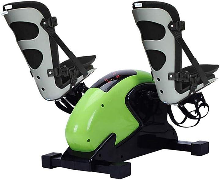 riabilitazione braccio e gamba trainer a&dw pedalatore elettrico, mini cyclette 423-048-586