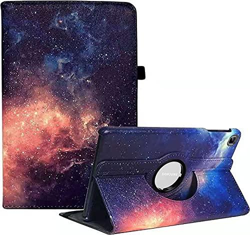 Hülle für Galaxy Tab A7 10.4 Zoll 2020 (T500/ T505/ T507), 360 Grad Rotierend Schutzhülle Smart Cover mit Auto Schlaf/Weck, Passend für Samsung Tab A7 Tablet (Galaxy)