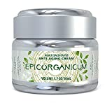 Night Cream Anti Aging Wrinkle Cream With Growth Factors (EGF, IGF-1, FGF and VEGF) & Niacinamide   Reduce Appearance of Acne Scars, Marks, Wrinkles, and Dark Spots - Helps with Old Scar Removal (1.7)
