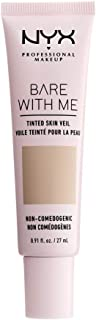 NYX PROFESSIONAL MAKEUP Bare With Me Tinted Skin Veil, True Beige Buff, 0.9 Fluid Ounce