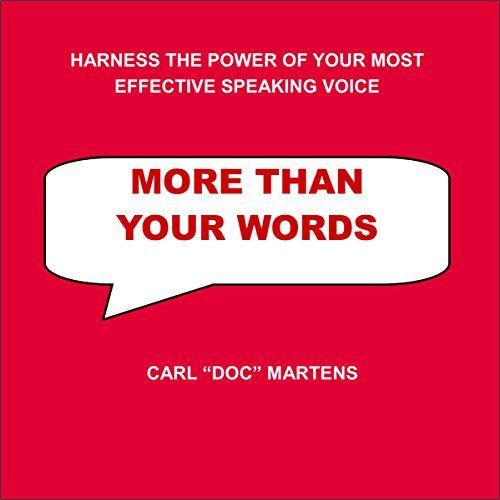 More Than Your Words cover art