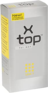 X Top for Men Incontinence Pouch, Level 3, Pack/9