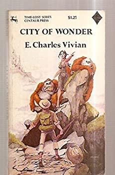 City of Wonder - Book  of the Time-Lost