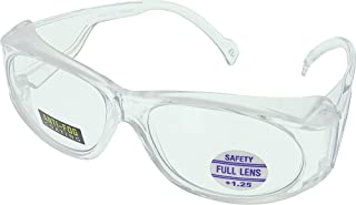 MS Magnifying Safety Glasses - Anti-Fog, 2.25 - MS225