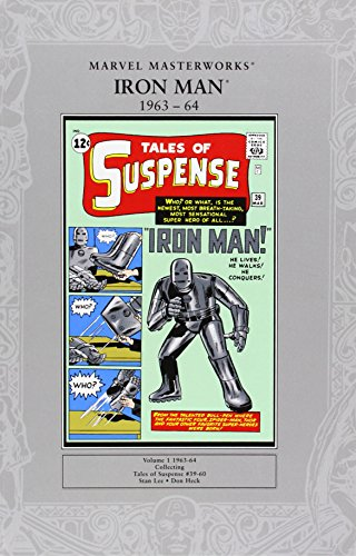 Marvel Masterworks Iron Man 1963-64