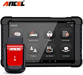 Free UpdateAncel X6 OBD2 Scanner Bluetooth Scan ABS Airbag Oil EPB DPF Reset OBD 2 Automotive Scanner Code Reader Auto Car...