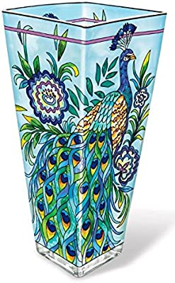 Pot Painting Ideas Peacock