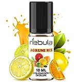 nebula aroma 10 ml agrumi mix - made in italy