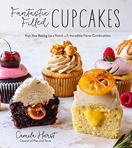 Fantastic Filled Cupcakes Kick Your Baking Up a Notch with Incredible Flavor Combinations product image