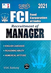 FCI Study Material Book Pdf - Best FCI Material Download Now