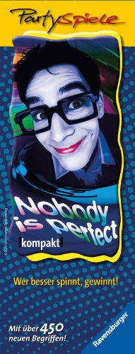 Ravensburger 27302 - Nobody is perfect Compact - Partyspiele