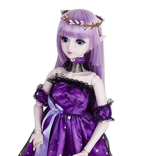 Dream Elves Kayla 1/3 SD Doll 24
