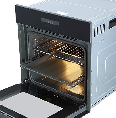 respekta - Set de cocina para horno (60 cm, pirólisis y placa de inducción)