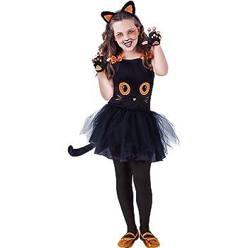 Rubies - Disfraz infantil de gatita Tutuween para niña, color ...