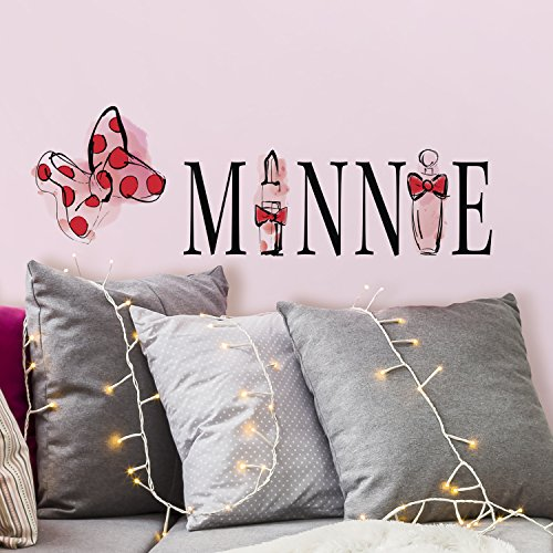 RoomMates Stickers Minnie Mouse Graphic Disney