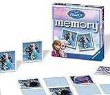 Ravensburger 21111 Disney Frozen Mini Memory, Mehrfarbig -