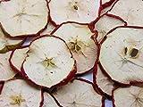 HoitoDeals 1 fetta di mela rossa secca fette di Natale mestiere ghirlanda fiorista per decorazione novità ornamento