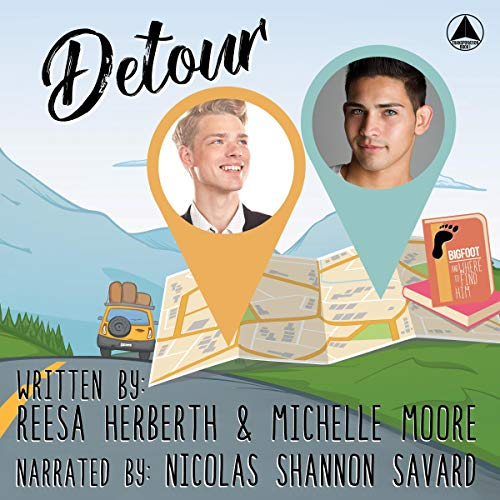Detour Audiobook By Michelle Moore, Reesa Herberth cover art