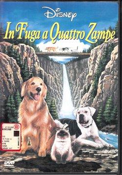 In Fuga a Quattro Zampe (1993) DVD