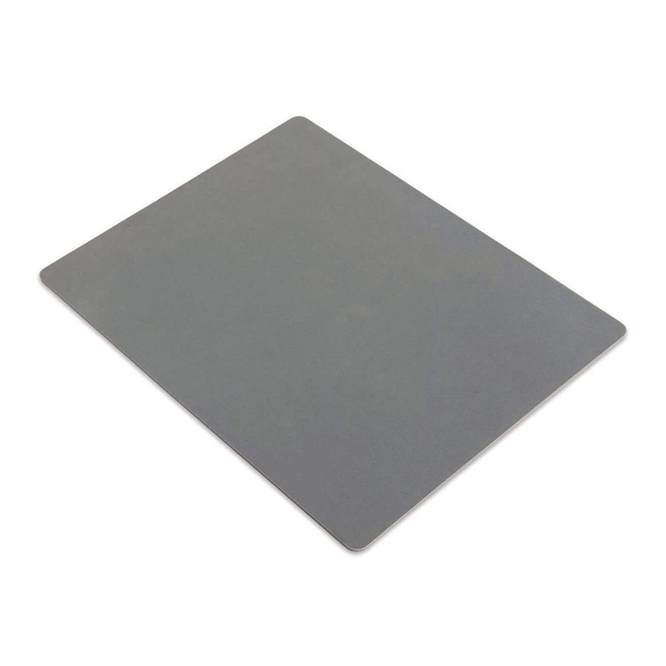 RAYHER 7911100?Sizzix Embossing Mat, Rubber, 18.7x14.7?cm, Pack of 1, Rubber, Grey, 22.402?x 16?x 0.2?cm