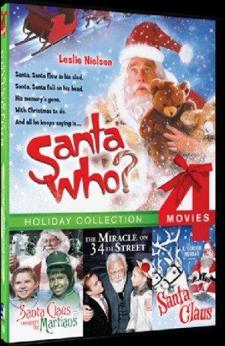 Santa Who / Santa Claus Conquers / Santa Claus [DVD] [Region 1] [US Import] [NTSC]